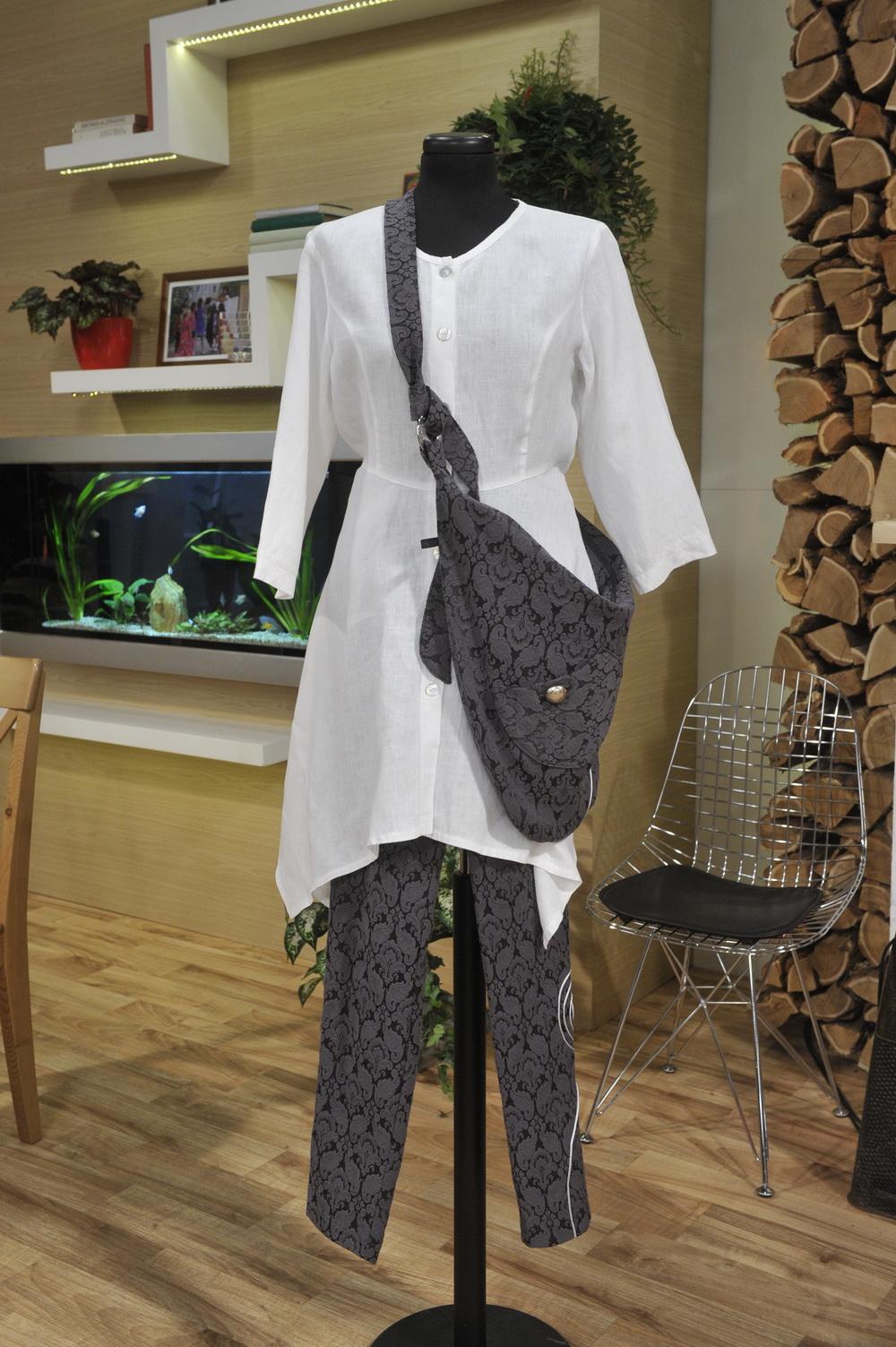 Lehel Krisztina öltözék- és táskatervező a TV-ben...